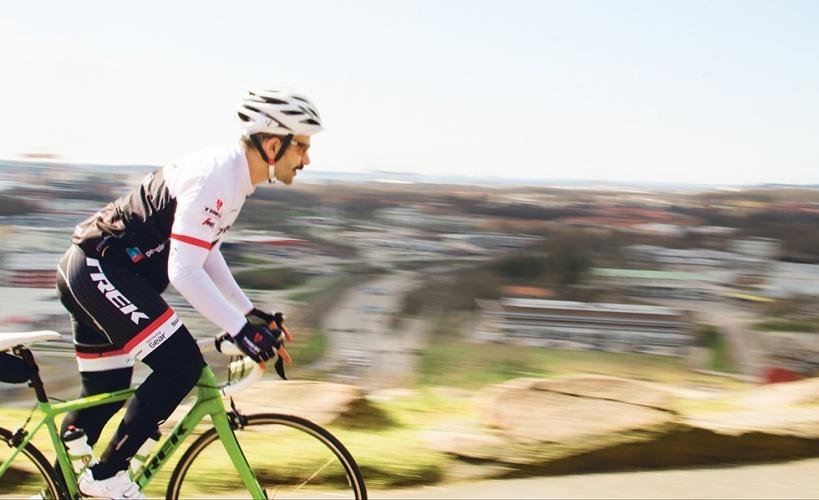 Lycramännen cyklar sig ur 40-årskrisen  f460b0914a76e